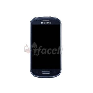 Touch + LCD (Frontal) Samsung Galaxy S3 Mini I8190 - Azul
