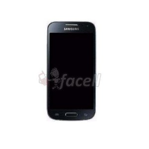 Touch + LCD (Frontal) Samsung Galaxy S4 Mini  9191 / 9192 - Preto