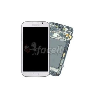 Touch + LCD (Frontal) Samsung Galaxy S4 I9500 - Branco