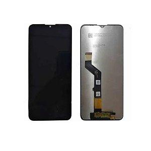 Frontal Moto E7 Plus/G9 Play - Original Preto