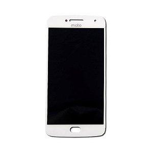 Frontal Moto G5 - Plus Branco