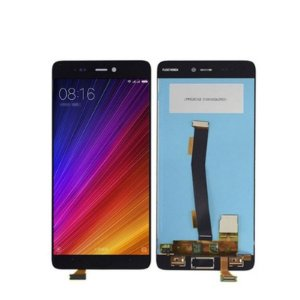 Frontal Xiaomi Mi 5S - Preto