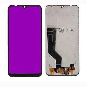 Frontal Xiaomi Mi Play - Preto