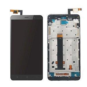 Frontal Xiaomi Redmi 3 - Preto