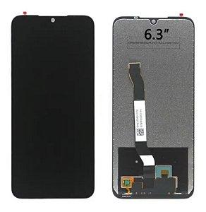 Frontal Xiaomi Redmi Note 8T - Preto