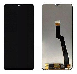 Frontal Samsung A10S - Original Preto S/Aro