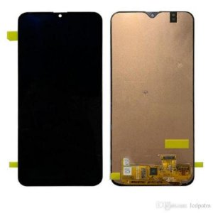 Frontal Samsung A20 - Incell Preto S/Aro