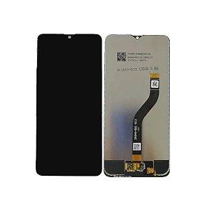 Frontal Samsung A20S - Original Preto S/Aro