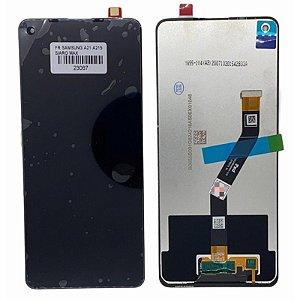 Frontal Samsung A21 - Original Preto S/Aro