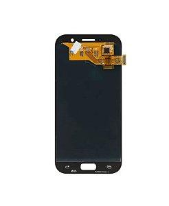 Frontal Samsung A520 - Oled Preto S/Aro