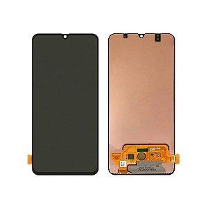 Frontal Samsung A71 - Incell Preto S/Aro