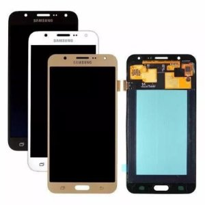 Frontal Samsung J700M - Oled Branco S/Aro