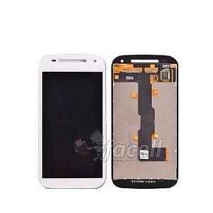 Touch + LCD (Frontal) Motorola Moto E2 XT1523 XT1514 XT1506 XT1527 Branco