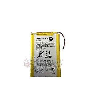 Bateria Moto G3 3 Geração Xt1543 / 1544 / Xt1550 - Fc40 2470 Mah - Blister