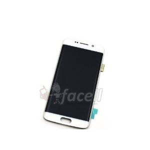 Touch + LCD (Frontal) Samsung Galaxy S6 Edge G925i - Branco