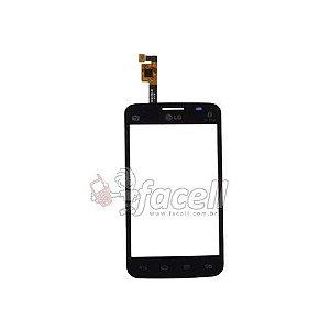 Touch LG Optimus L4 2 E445 E467 Preto