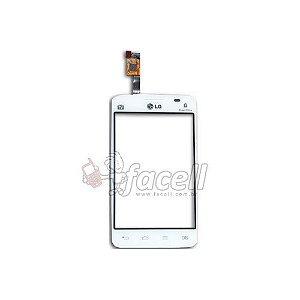 Touch LG Optimus L4 2 E445 E467 Branco AAA
