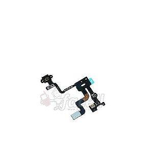 Cabo Flex Botão Power Sensor Proximidade Apple Iphone 4s