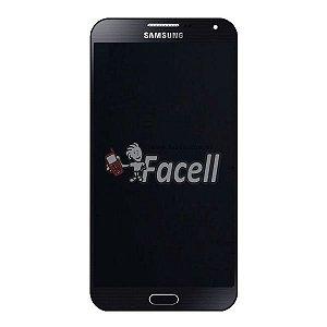 Touch + LCD (Frontal) Samsung E7 SM-E700 Preto