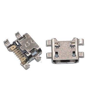 Conector De Carga LG K10 K430 /K4 K130 / K8 K350 / K5 LG/ L80 D385 D337 D724 D690 D227 D385 H326 H342 H502 H522