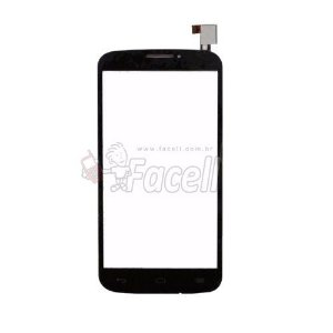 Touch Alcatel One Touch Pop C7 7040e 7041d Preto