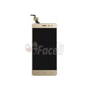 Frontal Lenovo K6 Plus k53b36 Dourado Gold