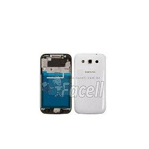 Carcaça Completa Samsung GT-I8552 Branco 1 Linha