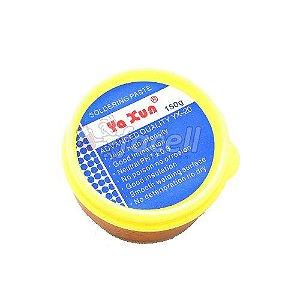 Pasta Para Solda Yaxun Yx-20 150g(fluxo Pastoso)