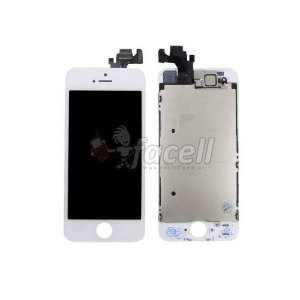 Touch + LCD (Frontal) iPhone 5G Branco - AAA