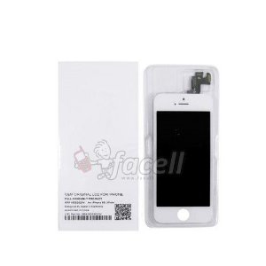 Touch + LCD (Frontal) iPhone 5S Branco  - AAA
