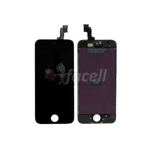 Touch + LCD (Frontal) iPhone 5S Preto - AAA