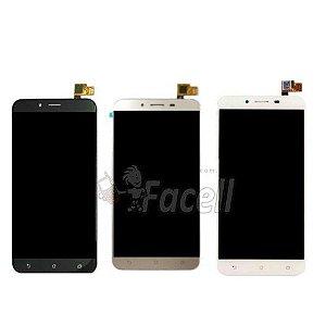 Frontal Asus Zenfone 3 Max ZC553KL 5.5 Branco