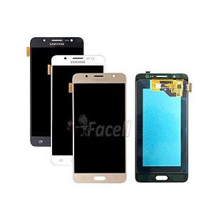 Frontal Samsung J5 2016 J510 SM-J510 Oled Original Importada - Escolha a Cor