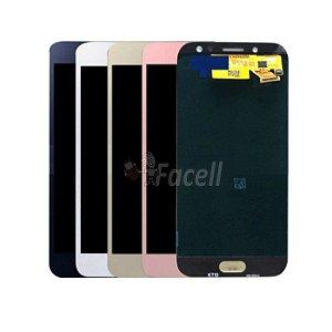 Frontal Samsung J5 2017 J530 Pro Regula Brilho- Escolha a Cor