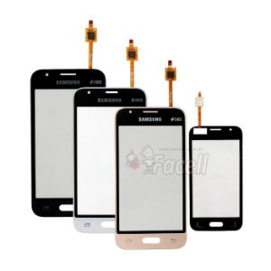 Touch Samsung J1 Mini J105 1ªlinha - Escolha a Cor