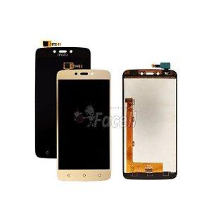 Frontal Motorola Moto C Plus Xt1723 Xt1726 - Escolha Cor