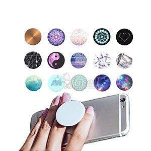Pop sockets Suporte Celular Colorido