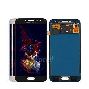 Frontal Samsung J250 J2 Pro Regula Brilho - Escolha Cor