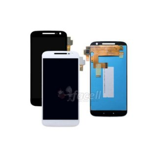 Display Frontal Moto G4 Play XT1600 XT1603 sem Aro - Escolha Cor