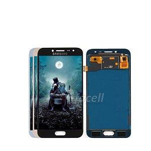 Display Frontal Samsung J250 J2 Pro Regula Brilho - Escolha Cor