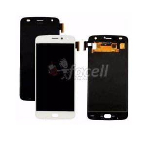 Display Frontal Motorola Moto Z2 Play XT1710 Original sem Aro - Escolha Cor