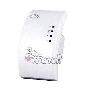 Repetidor Roteador De Sinal Expansor Rede Wireless Wifi