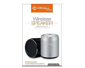Mini Caixa de Som Bluetooth PMCELL Power 999 Perfeito Som de Qualidade CS11