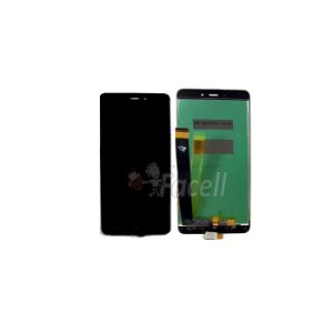 Frontal Xiaomi Redmi Note 4 Versão Mídia Teck MTK sem Aro Preto