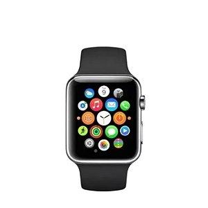 Relógio Inteligente Smartwatch Bluetooth Iphone Android Novo SKL