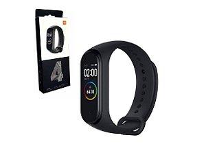 M Band 4 Relogio Smartwatch Pulseira Inteligente 1ªlinha