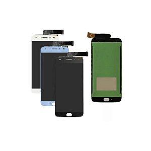 Display Frontal Moto X4 Xt1900-6 1 Linha - Escolha A Cor