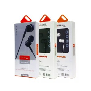 Fone STEREO SOUND EARPHONE FO-13 - Pmcell