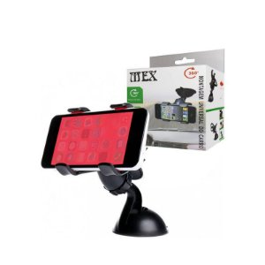 Suporte Veicular para Smartphone ou Gps Ventosa Mex