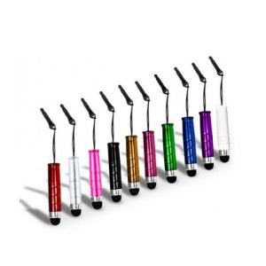Caneta Stylus Mini Touch Tela Celular Tablet